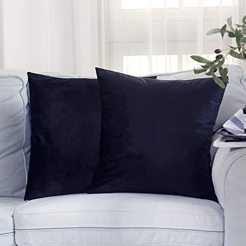 HUILIANG Velvet Decorative Cushion Bedroom