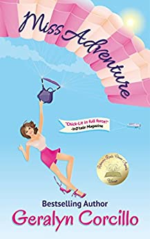 Miss Adventure (In Love in the Limelight Book 1) by [Corcillo, Geralyn]