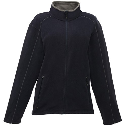 ladies Microfleece Regatta Jacket Navy 240 Womens Adamsville Series 5xqfXR