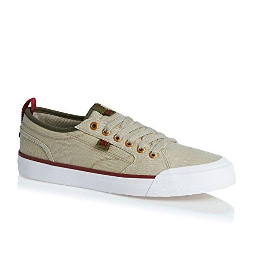 DC Shoes Evan Smith TX - Schuhe Für Männer ADYS300275 Tan/Green