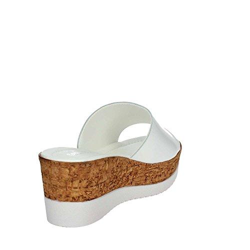 2331 IAF Femme Blanc Mules 001 Cinzia Soft 28 5YwpqEq