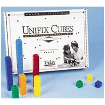 Unifix Cubes Box of 500 - Assorted Colors