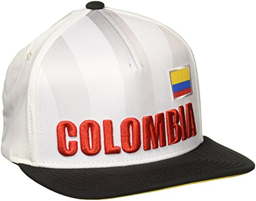 2850452fef6 Outerstuff World Cup Soccer Colombia Boys Jersey Hook Flag Snapback Cap
