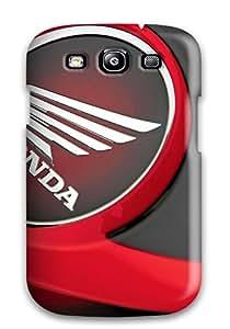 Galaxy S3 Logo Print High Quality Tpu Gel Frame Case Cover