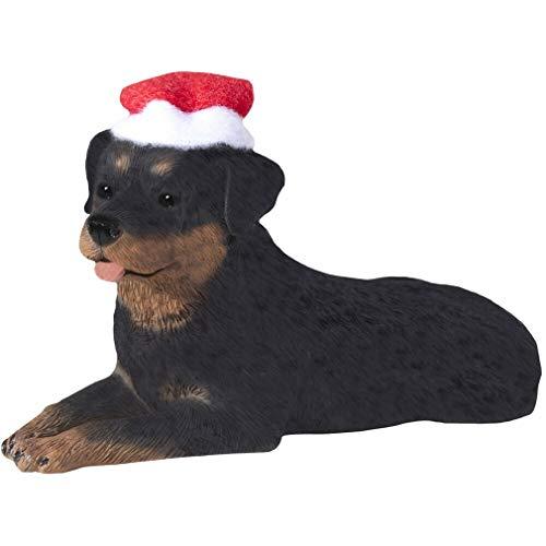 Ky & Co YesKela Rottweiler Christmas Tree Ornament