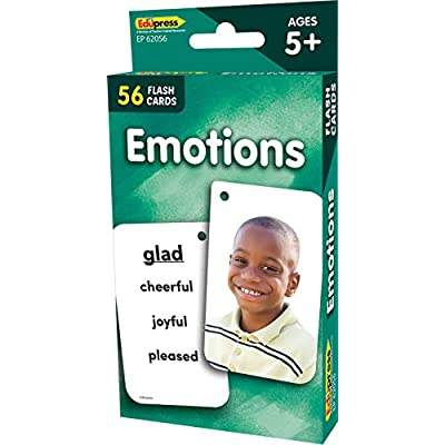Teacher Created Resources Emotions Flash Cards: Office Products