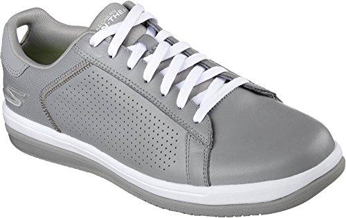 Skechers Men's On The GO Raise Walking Shoe,Gray/White,US 9 M