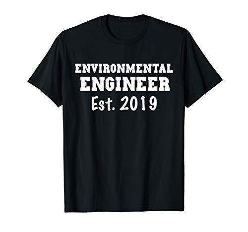 Environmental Engineering Shirt - Graduation Gift 2019 (Engineering Shirt Environmental)