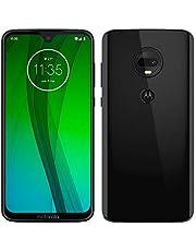 Motorola Moto G7 – Smartphone Android 9 (pantalla 6.2'' FHD+ Max Vision, cámara dual 12MP, 4GB de RAM, 64 GB, Dual SIM)