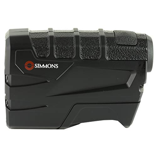 Simmons Brandnameinternalv 600, Rangefinder, V 600, 4X Power, 20 Objective, Single Button, Black Finish, Box 5L