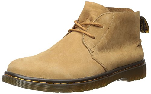 Dr. Martens Men's Ember Chukka Boot, Tan, 8 Medium UK (9 US)