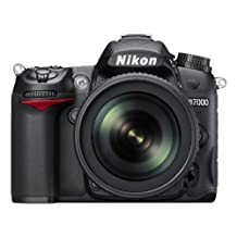 Nikon D7000 Digital SLR Kit with 18-105mm Lens