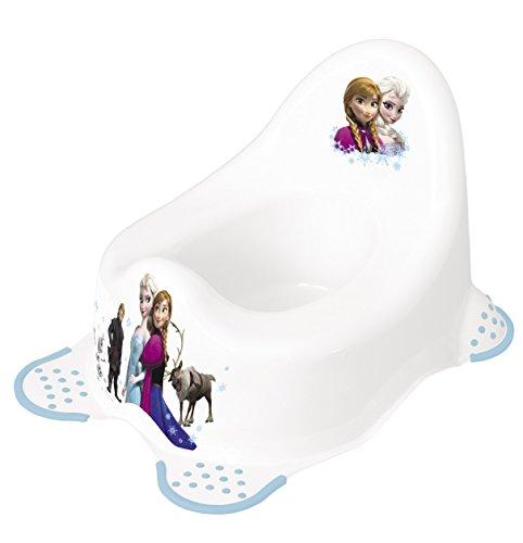 Disney Frozen Steady Potty (White)