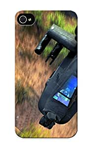 Ellent Design Helicopter Ah6 plus 5.54 Apache Military Pilot Soldiers Case Cover For Iphone 6 plus 5.5 For New Year's Day's Gift