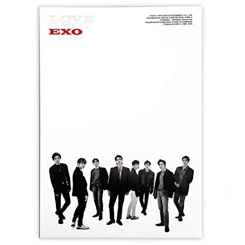 EXO 5th Repackage Album - LOVE SHOT [ SHOT ver. ] CD + Booklet + Photocard + FREE GIFT