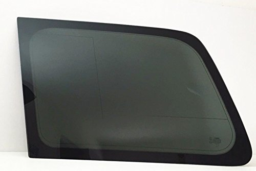 2004 Quarter Window - NAGD Fits 2003-2008 Honda Pilot Driver Left Side Quarter Glass Quarter Window