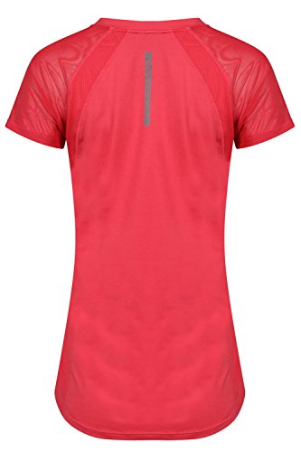 Tokyo Laundry - Camisa deportiva - camisa - Básico - Clásico - para mujer Rouge Red