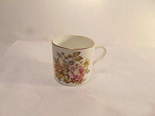 Rosina Bone China Cup (Rosina Bone China Spring Bouquet Tea Cup)