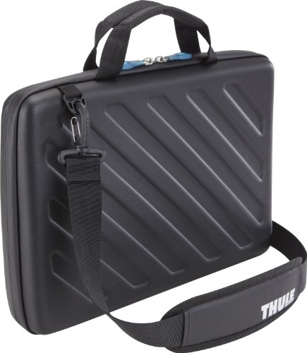 Thule Gauntlet TMPA-113 13 inch MacBook Pro and Retina Display Attache' (Black) by Thule (Image #3)
