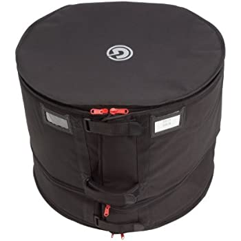 gibraltar gfbbd20 20 inch bass drum flatter bag musical instruments. Black Bedroom Furniture Sets. Home Design Ideas