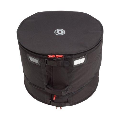 Gibraltar Cases (Gibraltar GFBBD20 20-Inch Bass Drum Flatter Bag)