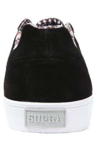 SUPRA Shoes ASSAULT BLACK WHITE -