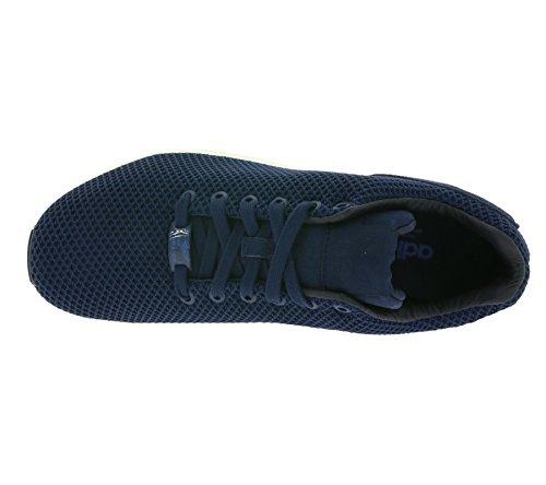 noir Femme Zx Originals Adidas Baskets Flux Mode Bleu wUf70qO