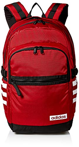 adidas Core Advantage Backpack, Active Maroon, One Size