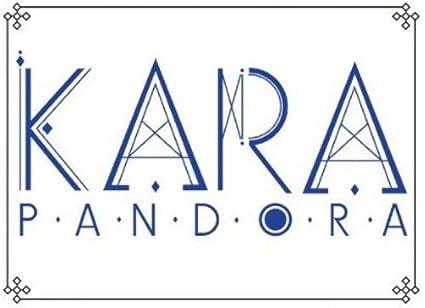 Kara pandora 5th mini album k-pop cd kara amazon. Com music.