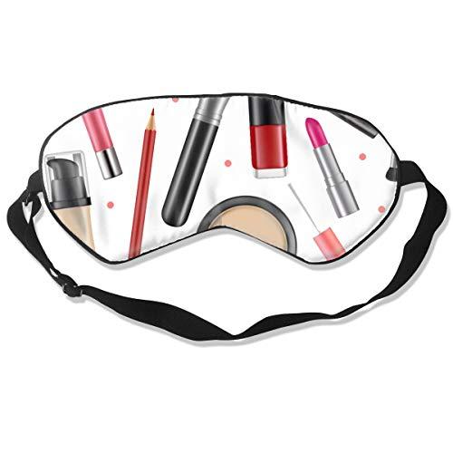 GRFER Cosmetic Nail Polish Powder Best Sleep Mask Travel, Nap, Adjustable Belt Eye Mask for Men and - Eye Paints Cosmetics Bloom