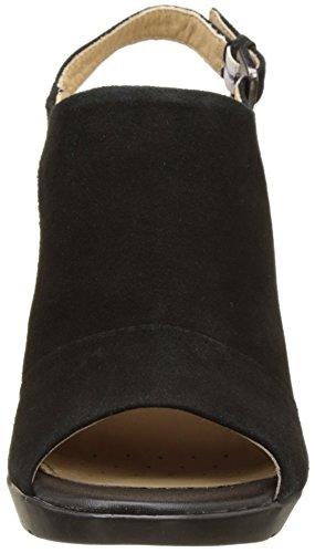 blackc9999 Bout Femme Noir Jadalis Geox C Ouvert Sandales D OZw1Ff8q
