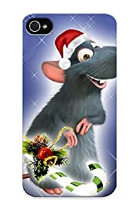 Christmas Day's Gift- New Arrival Cover Case With Nice Design For Iphone 4/4s- Newyear 48