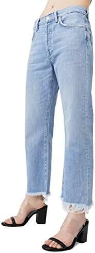 Mango Women's Sea Straight Jeans