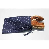 Bolsa para zapatos, viaje, club, gimnasio, travel shoe bag, prácticas, útil y ligera 35x21cm Por: Imagina y Ordena