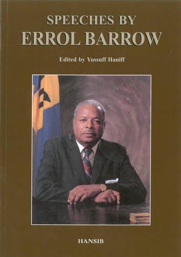 Download Speeches By Errol Barrow pdf epub