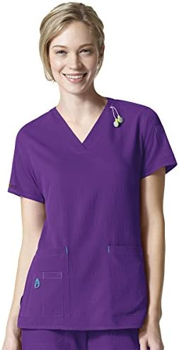 Carhartt Cross-Flex Women's Media Scrub Top