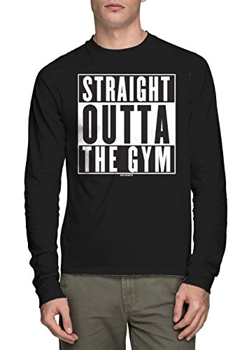 Long Sleeve Straight Outta T shirt
