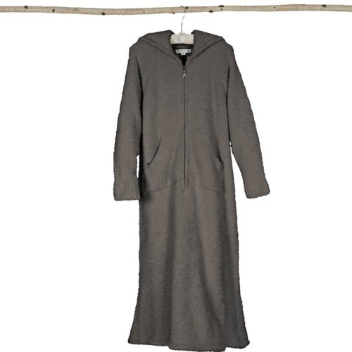 Barefoot dreams women's cozychic lounger - charcoal size 2