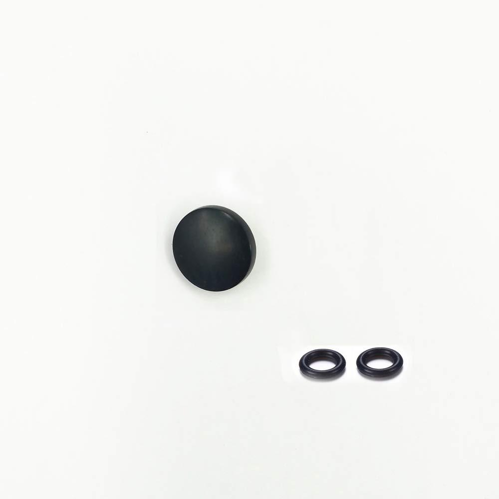 LXH W11BK Bottone convesso in legno con rilascio morbido Finger Touch + Legno Copriscarpe caldo per Fujifilm X-E3, X-PRO2, X-T2, X-E2S, X10, X20, X100T, X100, X100S, X100F, X-E1 , X-E2, XPRO-1, SXT-2, X-T10, X-T20 (nero)