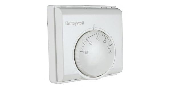 Honeywell spc - Termostato de ambiente simple - HONEYWELL T6360A1004 - : T6360A1004: Amazon.es: Bricolaje y herramientas
