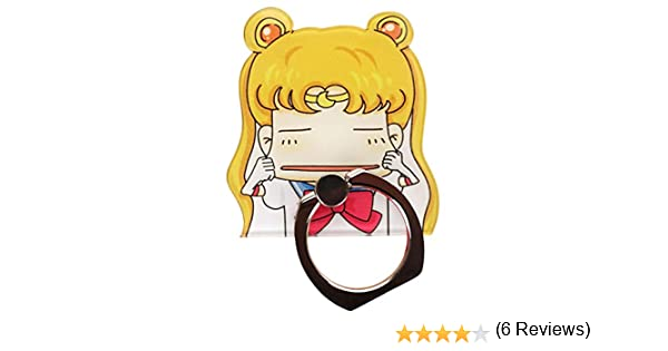 CoolChange Anillo para Smartphone de Sailor Moon: Amazon.es ...
