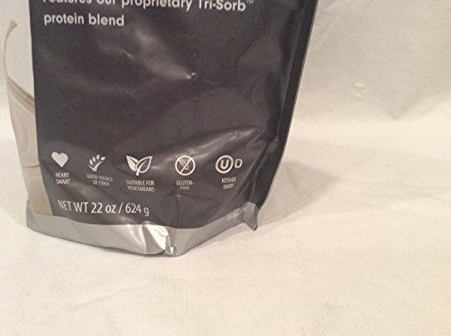 Visalus VI-Shape Nutritional Shake Mix Sweet Cream Flavor 22 0z (2 Bags NEW Vi Packaging) by ViSalus (Image #2)