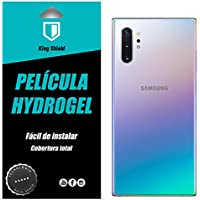 Película Galaxy Note 10 Plus Kingshield Hydrogel Cobertura Total (Traseira)