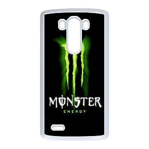 Generic Case Monster Energy For LG G3 F6T7907383