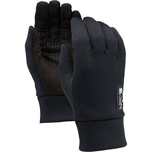 Burton Women's Touch N Go Liner, True Black, (Burton Glove Liner)