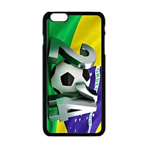 FIFA World Cup Brazil 2014 Cell Phone Case for Iphone 6 Plus