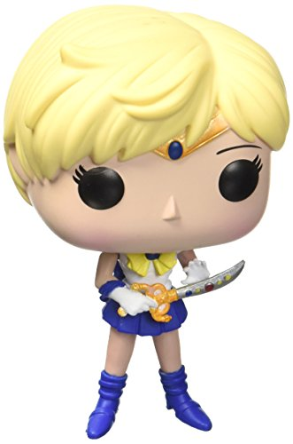 Sailor Moon Uranus Costume (Funko Pop Anime Moon-Sailor Uranus Collectible Vinyl Figure)