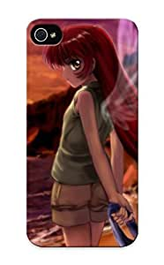 lintao diy Forever Collectibles Anime Air Hard Snap-on Iphone 5/5s Case With Design Made As Christmas's Gift