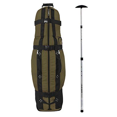 Golf Bag Khaki - 9