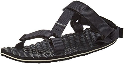 Camp Switchback Sandal TNF Black/Vintage White Womens Sporty Sandal Size 7M ()